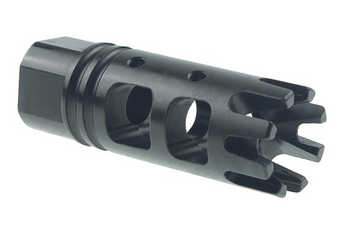 Recoil Technologies LR-308 5/8x24 Crown Muzzle Brake