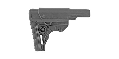 Leapers, Inc. - UTG PRO, Mil-spec Stock - Includes Cheek Rest Plus Removable Extended Cheek Rest Insert